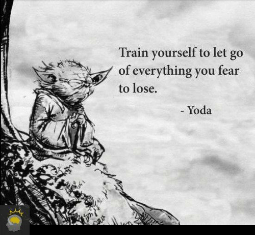 19 Yoda Quotes To Teach You To Be Happy By Letting Go ...