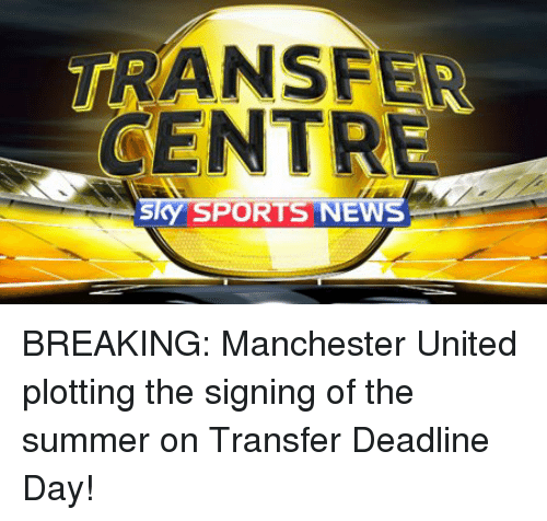 Deadline Day All The Transfers As They Happened: 296 Funny Sky Sports Memes Of 2016 On SIZZLE
