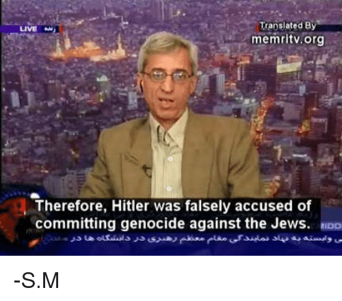 hitler jews and genocides