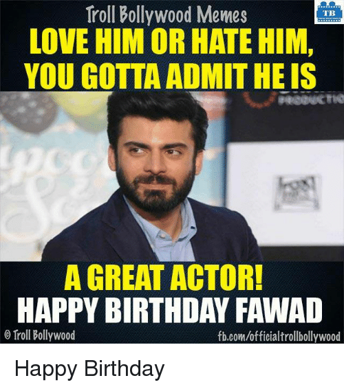 25+ Best Memes About Great Actor