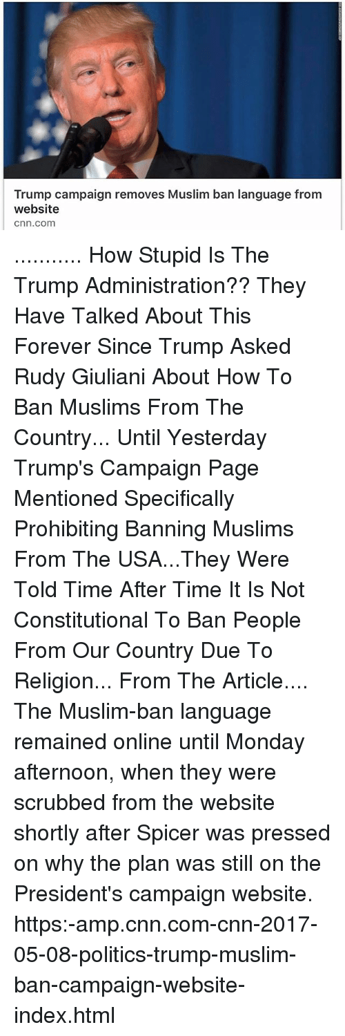 rudy muslim singles Muslims across the country responded with outrage rudy giuliani: muslim-americans celebrated after 9 here are some eligible royals who are still single.