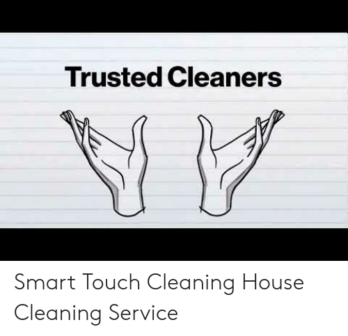 House Cleaning: Trusted Cleaners Smart Touch Cleaning House Cleaning Service