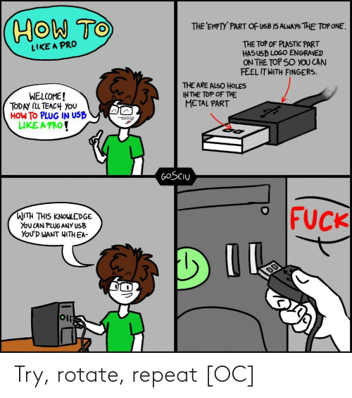 Repeat: Try, rotate, repeat [OC]