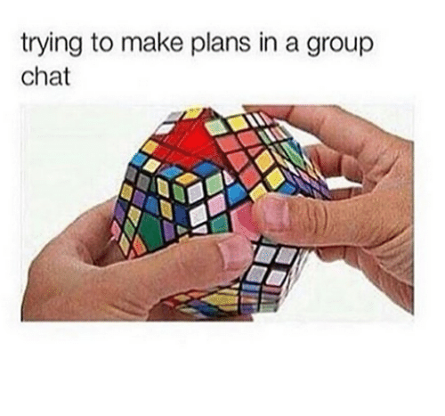 facebook how to make a group chat