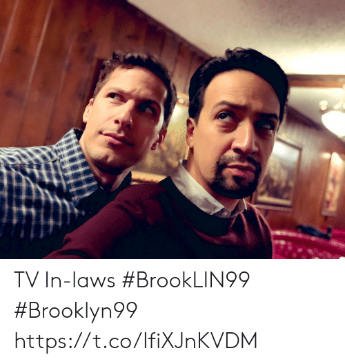 in laws: TV In-laws #BrookLIN99 #Brooklyn99 https://t.co/IfiXJnKVDM