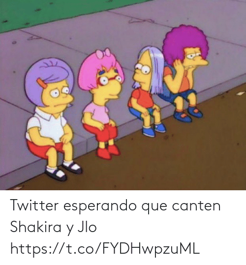 International: Twitter esperando que canten Shakira y Jlo https://t.co/FYDHwpzuML