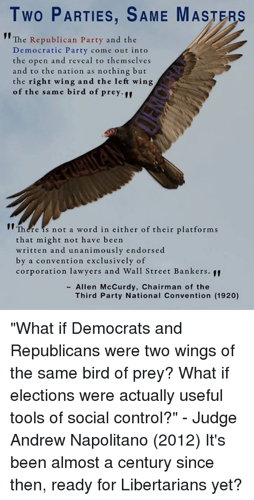 an introduction to the democrats and the republicans The democratic party showed it had learned nothing from the 2016 defeat and still has no idea how to deal with trump and the republican hegemony.