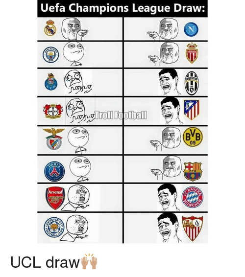 Funny Uefa Champions League Memes of 2017 on SIZZLE