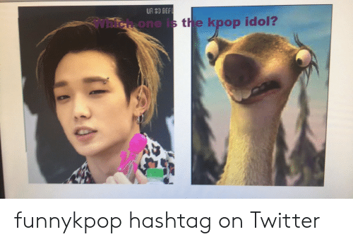 Funny Kpop Memes: UR S0 BEF  Dlcnaone is the kpop idol? funnykpop hashtag on Twitter