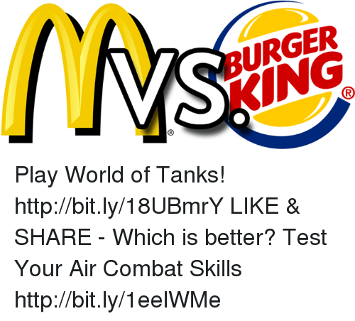 world of tank: URGER  ING  R Play World of Tanks! ▬► http://bit.ly/18UBmrY  LIKE & SHARE - Which is better?  Test Your Air Combat Skills ▬► http://bit.ly/1eelWMe