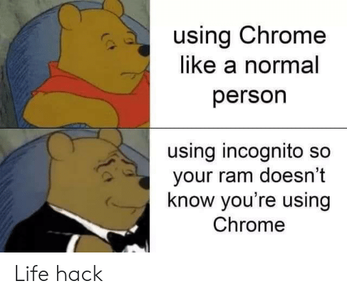 🔥 25+ Best Memes About Incognito   Incognito Memes
