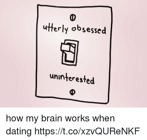 Uninterested in dating
