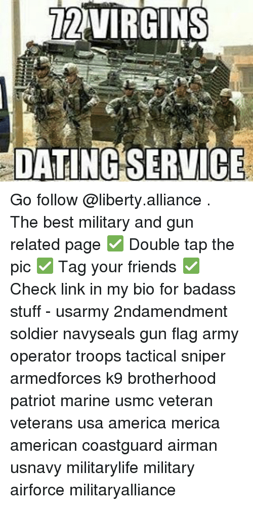 alliance dating service