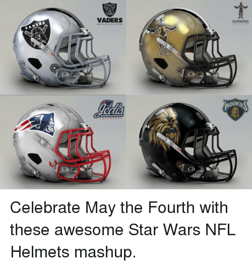 VADERS ANDROIDs 00KTES Celebrate May The Fourth With These