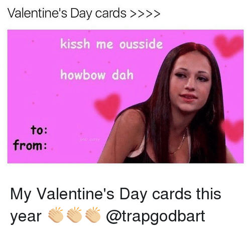 Funny Valentines Cards Meme : Best memes about valentines day cards