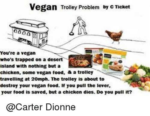 the trolly problem deontology Utilitarianism, deontology,  the trolley problem in i robot utilitarianism, deontology, and the american priso why not the fat man trolley of slavery.