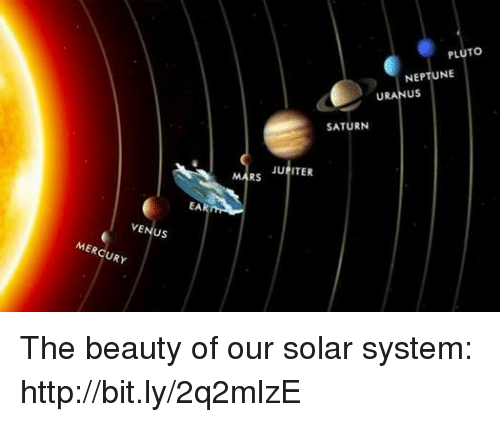 Dank, Http, and Jupiter: VENUS  MERCURY  EAR  PLUTO  NEPTUNE  URANUS  SATURN  JUPITER  MARS The beauty of our solar system: http://bit.ly/2q2mlzE