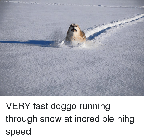 how to run very very fast