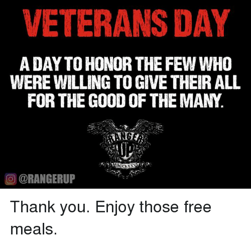 Thank You Veterans Funny Meme : Funny veterans day memes of on sizzle