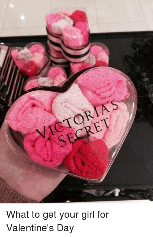 What to get a girl your dating for valentine's day