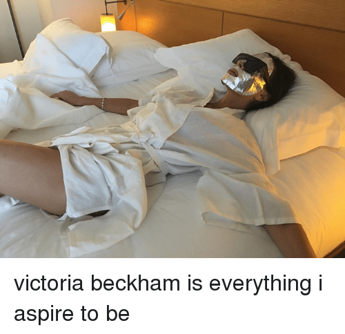 Victoria Beckham, Victoria, and Beckham: victoria beckham is everything i aspire to be
