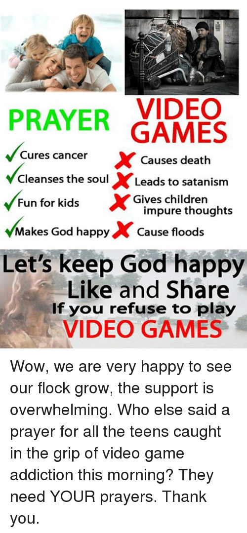25+ Best Memes About Video Game Addiction   Video Game ...