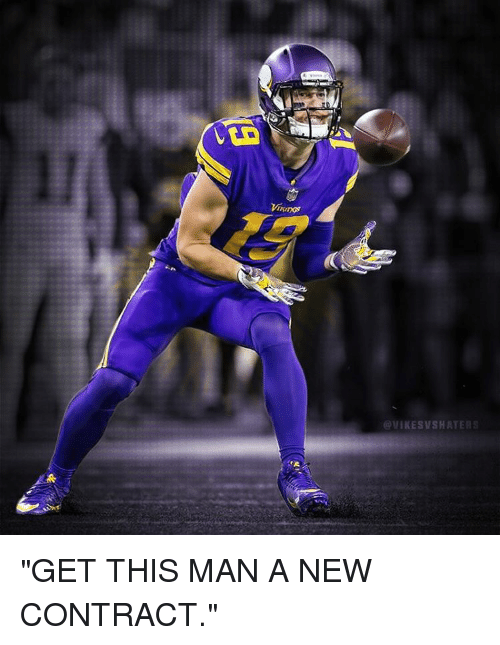 """Memes, Vikings, and Viking: VIKES VSHATERS """"GET THIS MAN A NEW CONTRACT."""""""