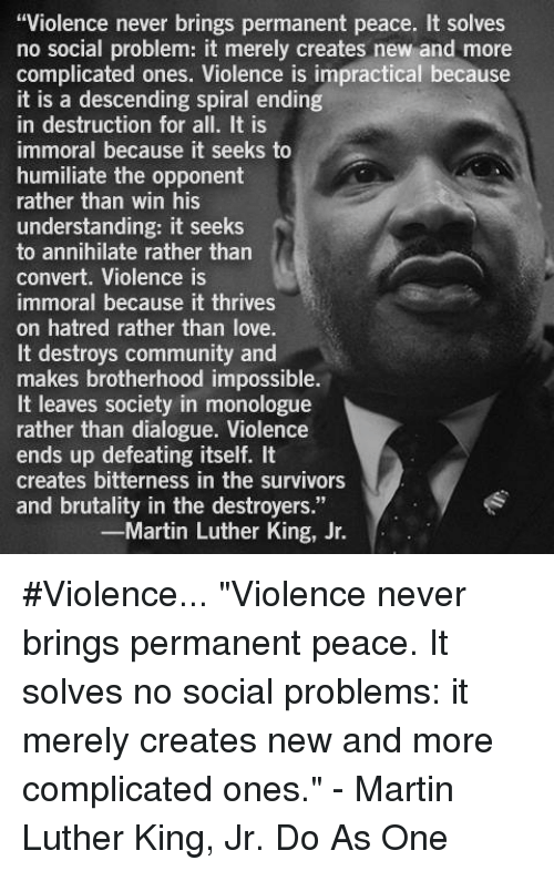 martin luther king jr social issues Martin luther king, jr was a humanitarian and social reformer who fought for african-american civil rights during the 1950s and 60s he was assassinated in 1968 his.