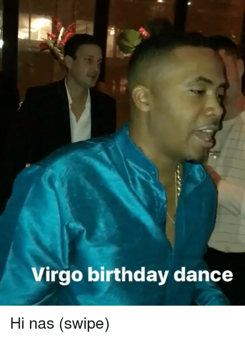Dancee: Virgo birthday dance Hi nas (swipe)