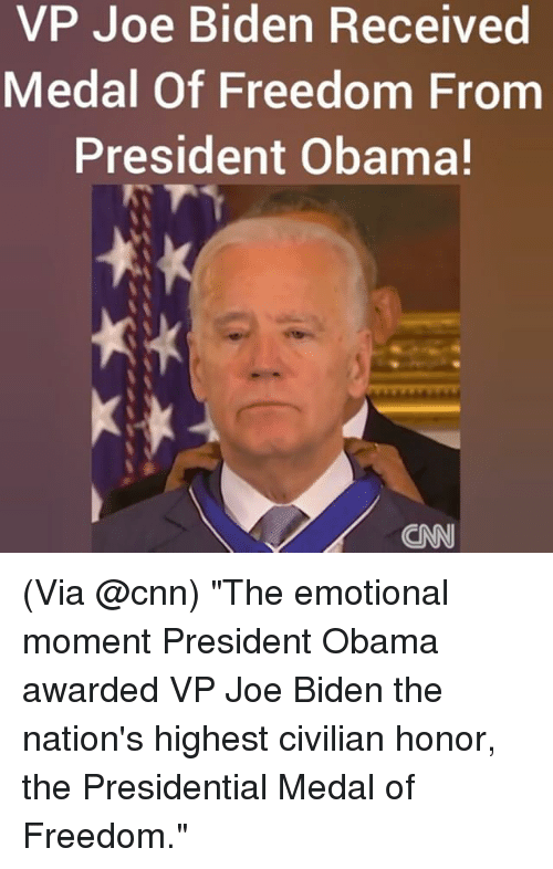 25+ Best Memes About Presidential Medal of Freedom ...