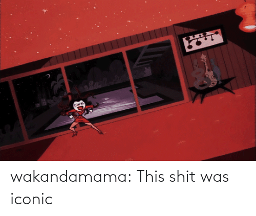 This Shit: wakandamama: This shit was iconic