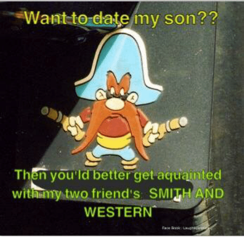 Dating my sons friend