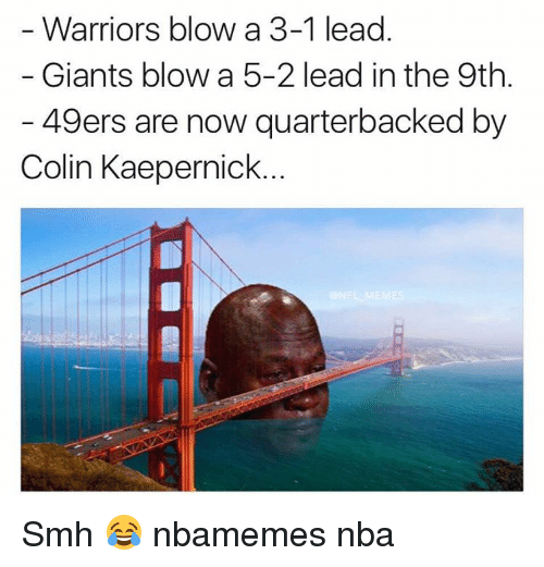 Warriors Blew A 3 1 Lead Gif: Warriors Blow A 3-1 Lead Giants Blow A 5-2 Lead In The 9th