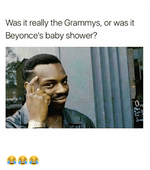 Grammys, Memes, And Shower: Was It Really The Grammys, Or Was It
