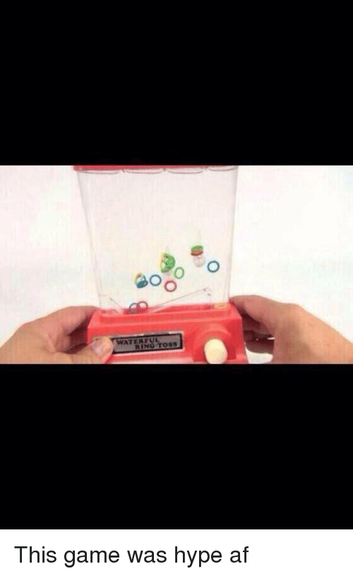 ring toss: WATER FUL  RING TOSS This game was hype af