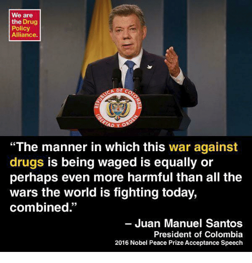 drug war speech The lawsuit argues that the restrictions are an unconstitutional contravention of free speech incarceration, policing (2011 drug war killings, 2012 drug war.