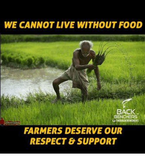 we are farmers meme