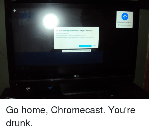 how to set up google chrome on a new network