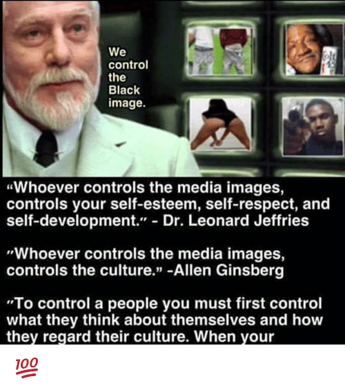 whoever controls the media the images controls the culture essay Leanne carter studies  has promoted and exported an imperialist culture through media content while  whoever controls the media also.