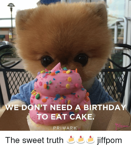 25+ Best Memes About Eating Cake