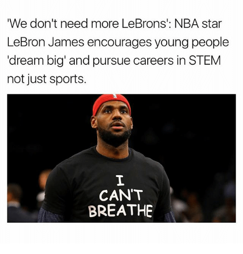Image result for we don't need another lebron james