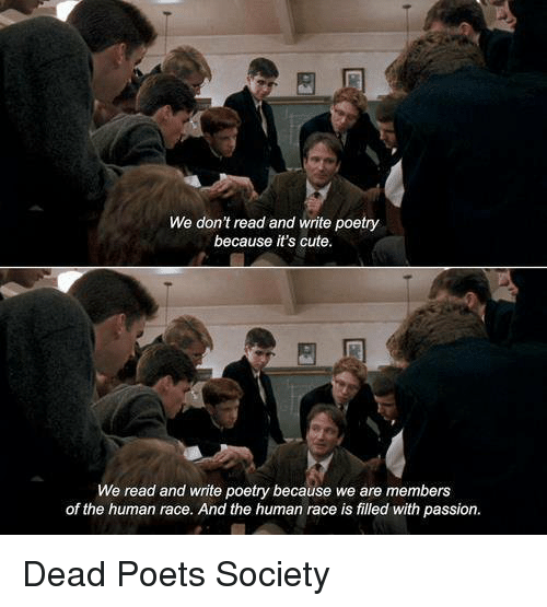Kleinbaum, Nancy H. - Dead Poets Society - Hero worship and disillusionment