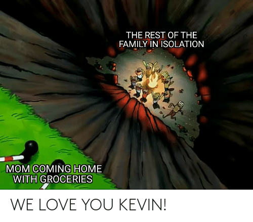 kevin: WE LOVE YOU KEVIN!