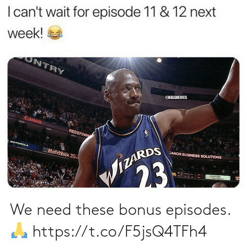 episodes: We need these bonus episodes. 🙏 https://t.co/F5jsQ4TFh4