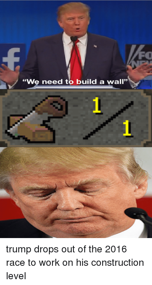 Mei We Need To Build A Wall