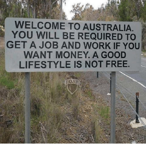 how to get a job in your 20s australia