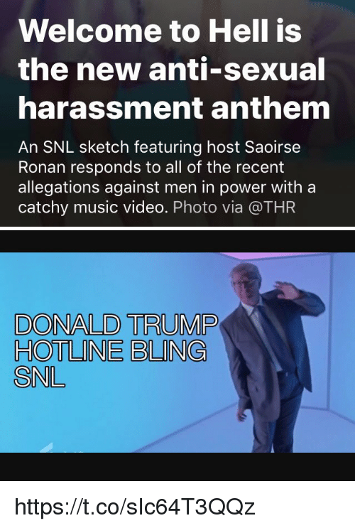 Watch Saturday Night Live Highlight: Sexual Harassment