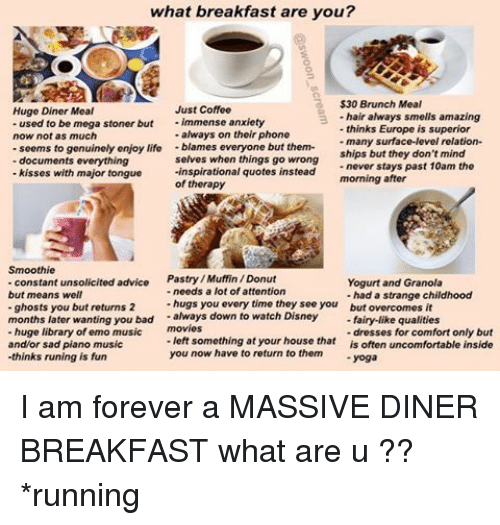 what breakfast are you s30 brunch meal just coffee huge 12459675 funny sad piano music memes of 2017 on sizzle,Sad Piano Music Meme