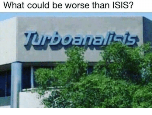 could be worse: What could be worse than ISIS?