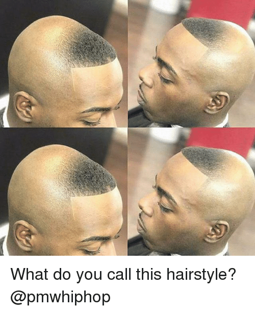 Memes, 🤖, and You: What do you call this hairstyle? @pmwhiphop